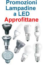 promozioni lampadine a led