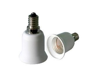 Adattatore light zkc a1427 e14 e27