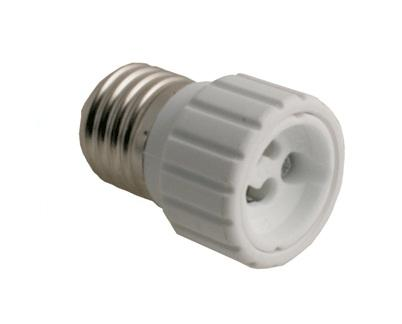 Adattatore light zkc a2710 e27 gu10