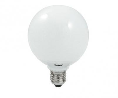 Lampade A Globo A Risparmio Energetico : Lampada a risparmio energetico beghelli w globo luce