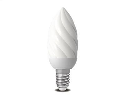 Lampade A Globo A Risparmio Energetico : Lampada a risparmio energetico light tc c tortiglione w e