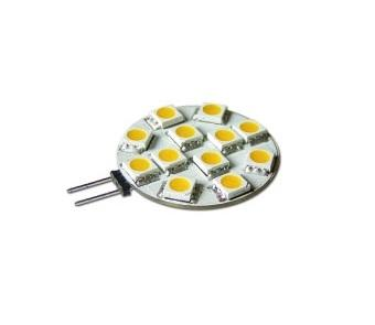 Lampada led light g4-5c 2,4w g4