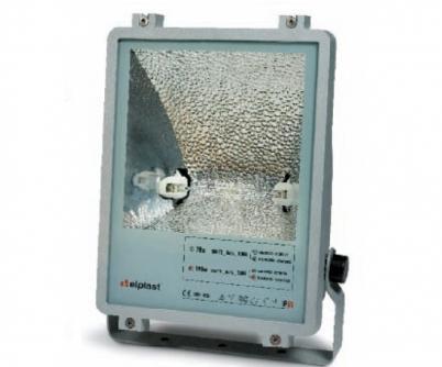 Proiettore ioduri metallici beghelli w hqi rx s ip
