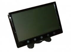 Monitor deatronic hrm09lcd a matrice attiva lcd tft 9""