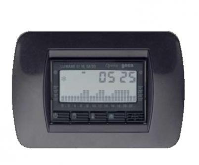 Cronotermostato termostato elettromeccanico fantini for Cronotermostato bticino living