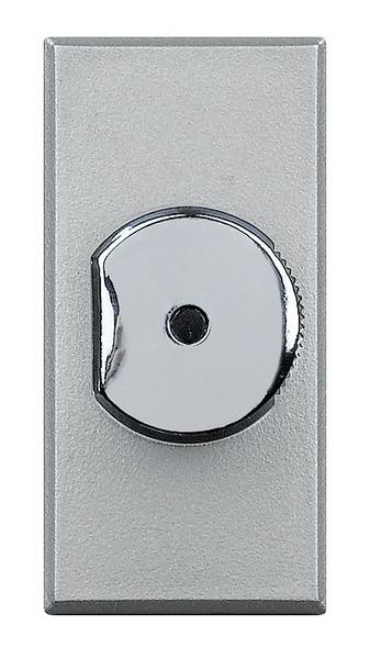 BTICINO LIVINGLIGHT bianco modulo doppio RCA N4269R