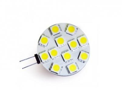 Lampada led light light ll g4 5f 2,4w g4 12v 6500k
