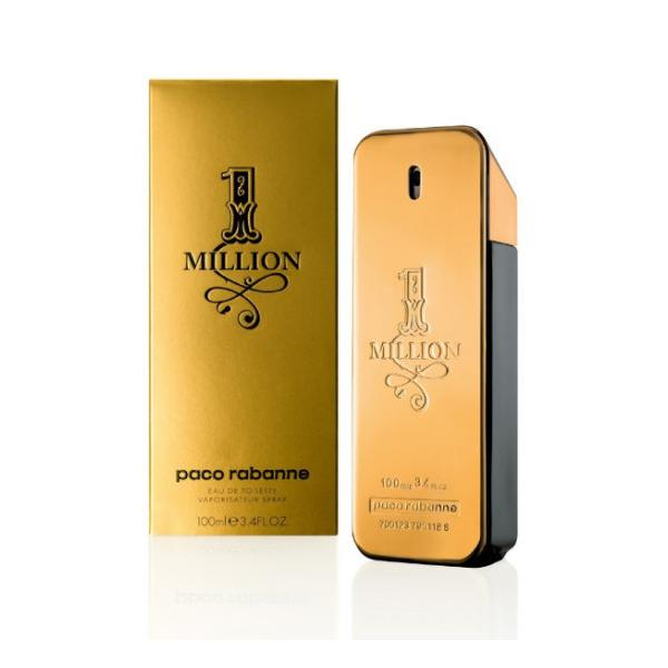 Paco Rabanne 1 million edt 100 ml vapo